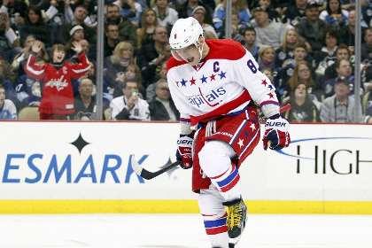 Овечкин сделал второй хет-трик в НХЛ с начала сезона