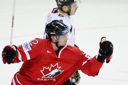 Олимпийский чемпион сыграет за Канаду на ЧМ-2013 по хоккею