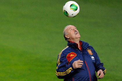 Тренер сборной Испании по футболу назвал дату своей отставки