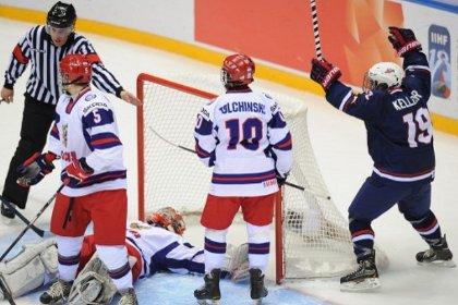 Сборная России не прошла в финал юниорского ЧМ по хоккею
