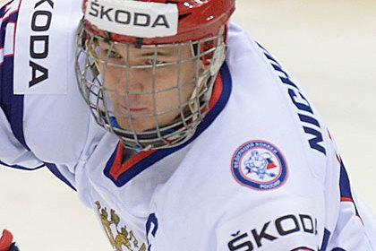 Московское «Динамо» заплатило 10 миллионов долларов за 18-летнего хоккеиста