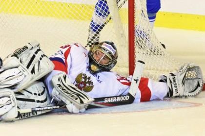 Сборная России переиграла сборную Финляндии на Чешских играх