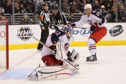 Клуб Бобровского не вышел в плей-офф НХЛ
