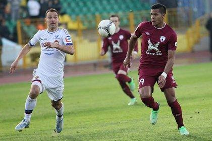 ЦСКА не смог укрепить лидерство в чемпионате России