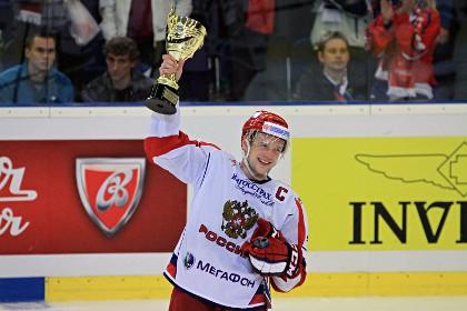 Российские хоккеисты выиграли Евротур