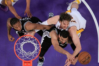 «Лос-Анджелес Лейкерс» вылетел из плей-офф НБА