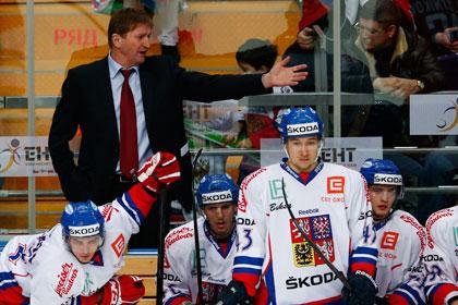 Чехи назвали состав на ЧМ по хоккею