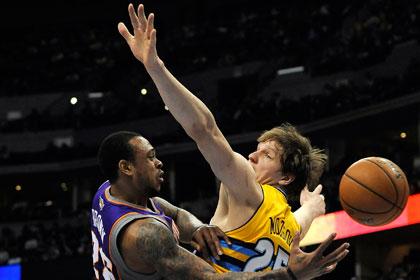 В НБА определились все пары первого раунда плей-офф