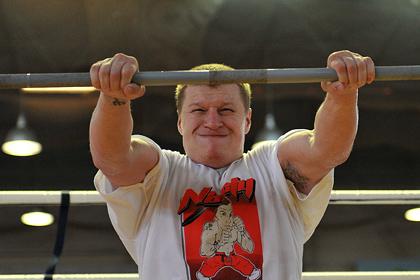 Поветкин проведет бой с польским боксером