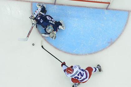 Россия обыграла США на юниорском ЧМ по хоккею