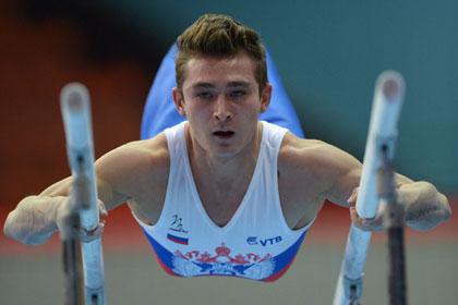 Российский гимнаст выиграл чемпионат Европы в многоборье