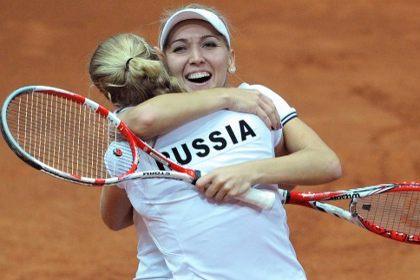 Российские теннисистки вышли в финал Кубка Федерации