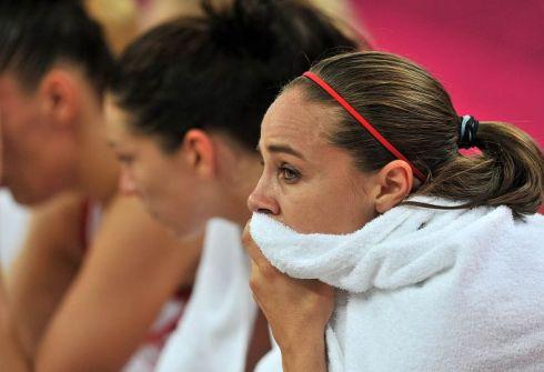 Бекки Хэммон: «Не хотела смотреть Олимпиаду по телевизору»