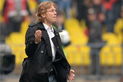 Карпин дисквалифицирован за оскорбление арбитра матча с ЦСКА