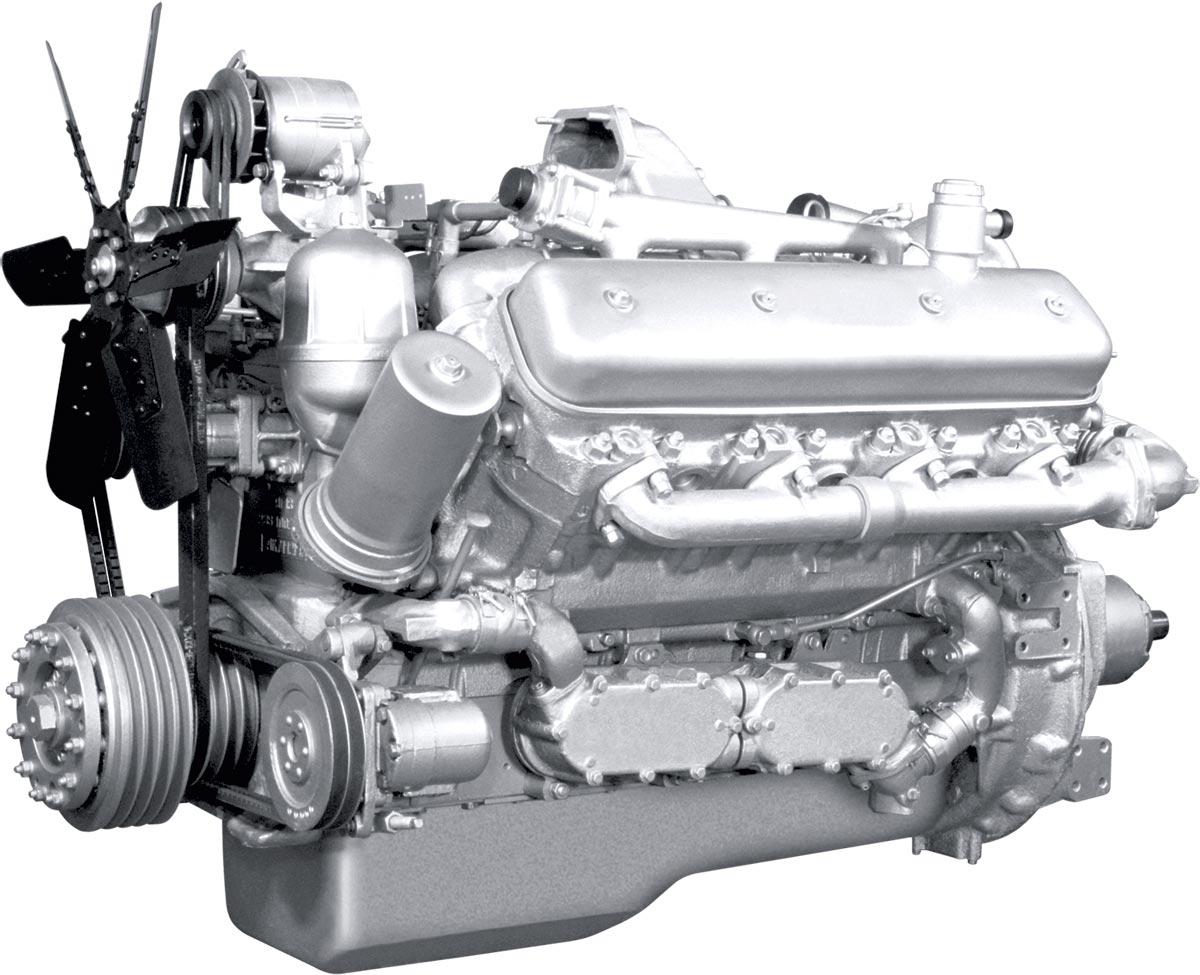 Качественные двигатели ЯМЗ реализует ООО «Мотор-Сервис»
