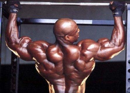 Гейнер способствует набору мышечной массы