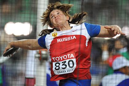 Российскую медалистку Олимпийских игр дисквалифицировали на 10 лет