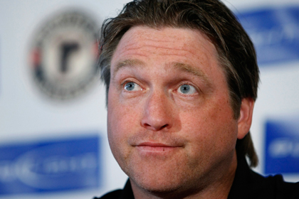 Патрик Руа возглавил команду НХЛ