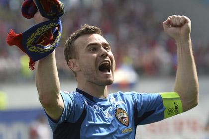 Тренеры клубов российской премьер-лиги назвали лучшего игрока сезона