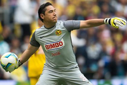 Мексиканский вратарь забил решающий гол в добавленное время