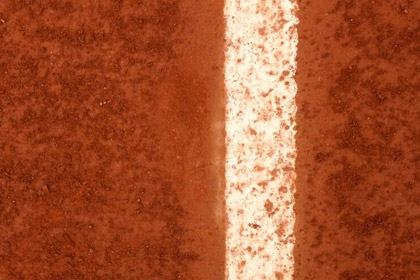 Теннисист сфотографировал ошибку судьи на айфон