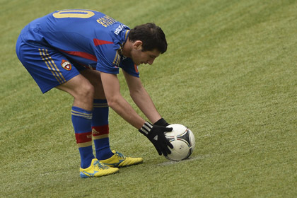 Дзагоев сыграет за российскую «молодежку» на чемпионате Европы