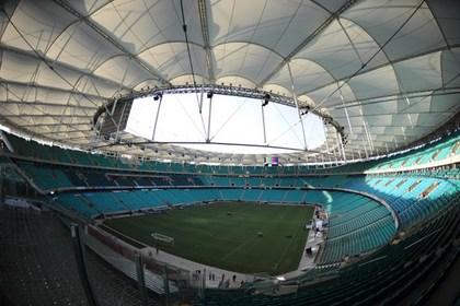 В Бразилии обрушилась крыша стадиона для ЧМ-2014
