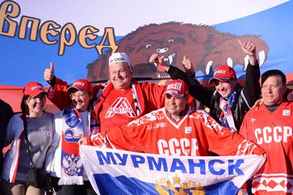 Глава Всероссийского объединения болельщиков признался в слежке за хоккеистами сборной