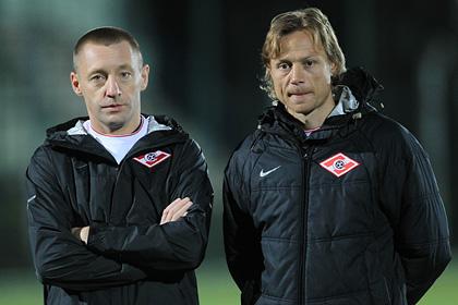 Тихонову предложили вернуться в тренерский штаб «Спартака»