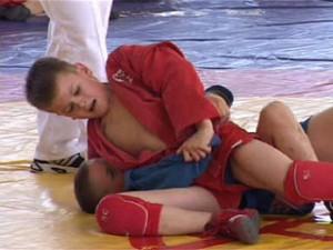 В Смоленске состоялись соревнования по самбо имени Владимира Максакова