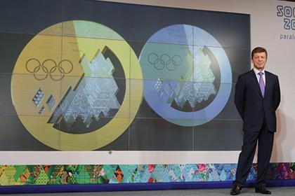 На медалях Олимпиады в Сочи изобразили лоскутное одеяло