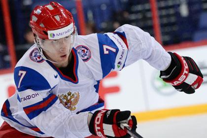 Защитник сборной России продолжит карьеру в НХЛ