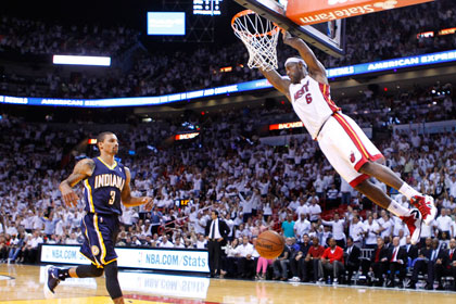 «Майами» оказался в шаге от выхода в финал плей-офф НБА