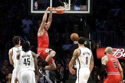 Определились все пары второго раунда плей-офф НБА
