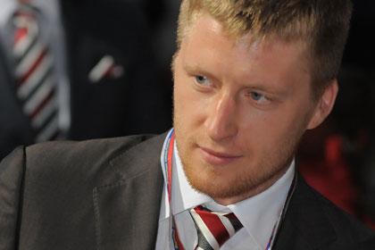 Хоккеист сборной России подписал контракт с клубом НХЛ