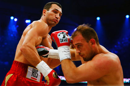 Хэй сравнил бой Кличко и Пианеты с детской игрой