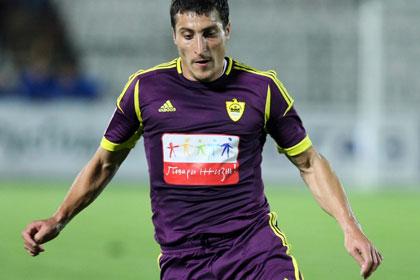 Футболист «Анжи» пожаловался на удар в челюсть со стороны игрока «Рубина»