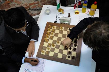 Матч за шахматную корону пройдет в Индии