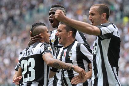 «Ювентус» стал чемпионом Италии по футболу в 29-й раз