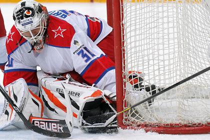 Билялетдинов выбрал вратаря на игру ЧМ по хоккею с США
