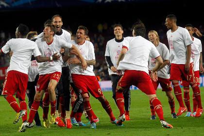 «Бавария» вышла в финал Лиги чемпионов