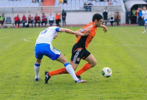 Сергей Павлов: «Своего Месси в первом дивизионе нет»