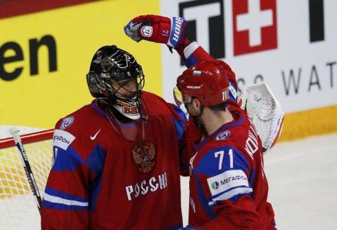 Брызгалов переживал, Ковальчук радовался