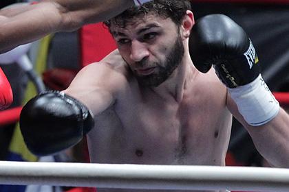 Российский боксер выбрал соперника на первую защиту чемпионского титула