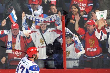 Сборная России обеспечила себе выход в четвертьфинал ЧМ по хоккею
