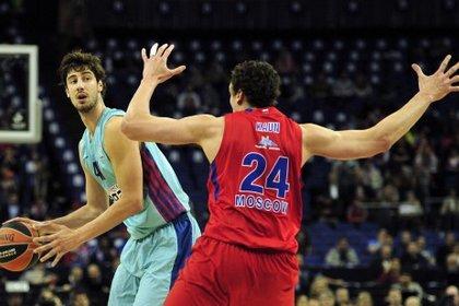 Баскетбольный ЦСКА выиграл матч за третье место в Евролиге