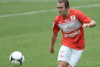 С футболиста «Спартака» сняли четырехматчевую дисквалификацию