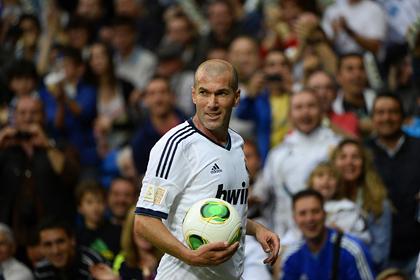 Зидан захотел стать помощником нового тренера «Реала»