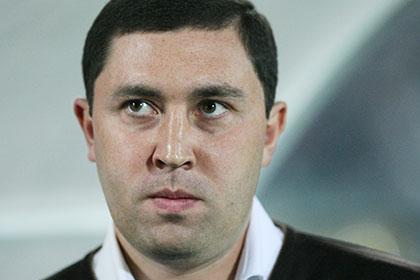 Валерий Газзаев вернул сына на пост главного тренера «Алании»