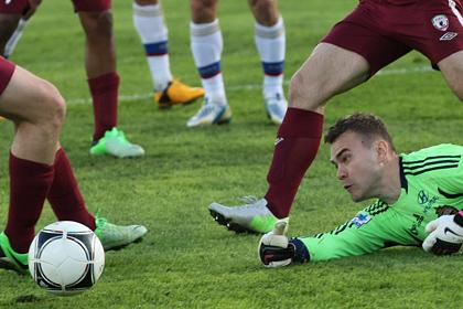 Российская премьер-лига назвала лучшего игрока сезона